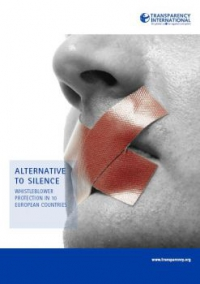 Alternative to Silence: Whistleblower protection in 10 European Countries