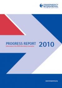 2010 TI Progress Report on the OECD Anti-bribery Convention